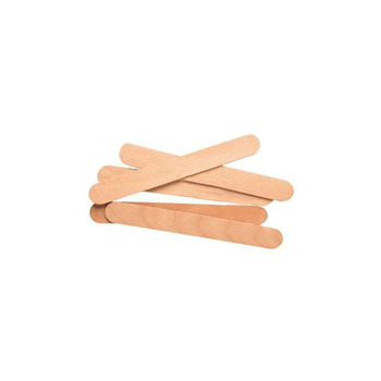 High Quality Disposable Sterile Medical  100% Wooden Tongue Depressor