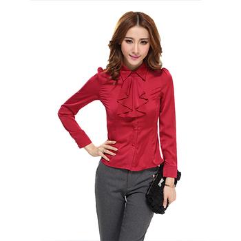 Oficina De Diseño Uniforme Camisa De Mujer Buy Camisas De Vestir Para Mujercamisas Para Mujercamisas Casual Para Mujer Product On Alibabacom