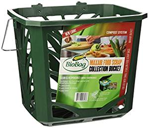 BioBag, Max Air Food Scrap Collection Bucket by BioBag