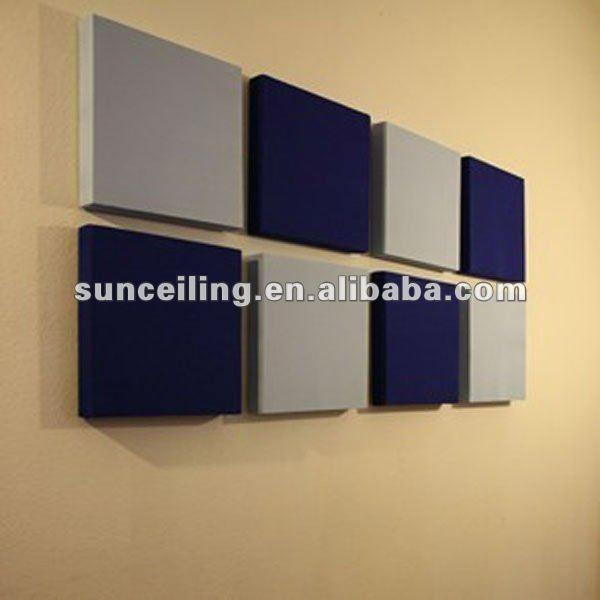 Fibra de vidrio decorativo paneles de pared ac sticos para for Paneles de fibra de vidrio