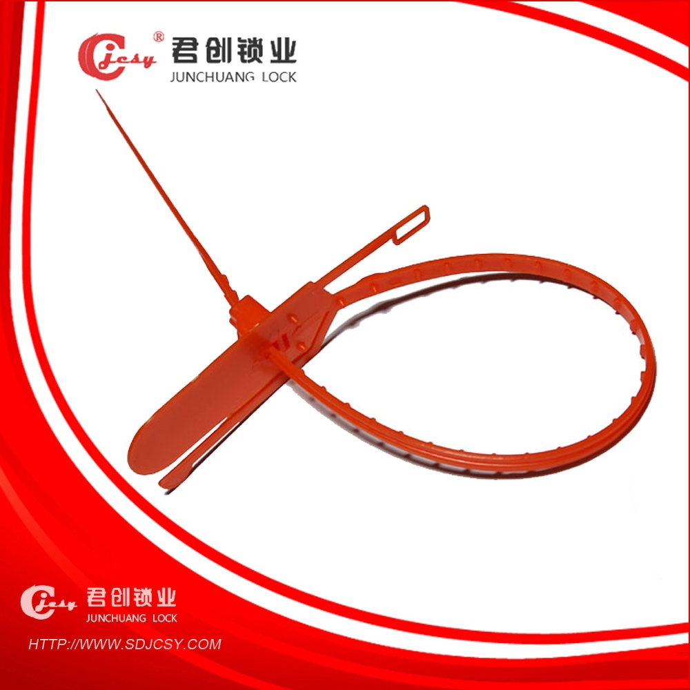 Middle Asia one-time used plastic seal pull tight easy operating