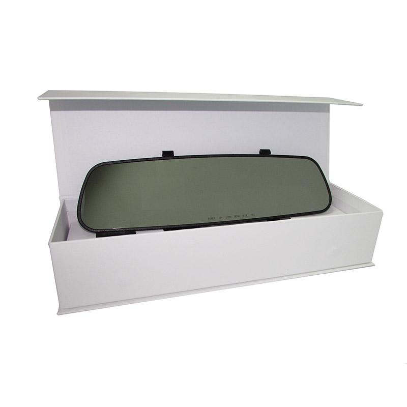 { Горячая распродажа! Шт} полный HD зеркало 1080 P автомобиля автомобильный видеорегистратор ночного видения видеозаписи камеры loop-записи g-сенсор хо
