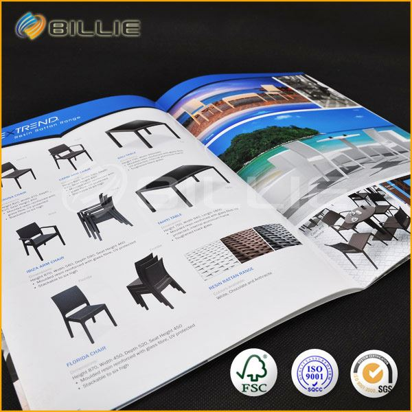 Best Price Fashion Booklet Design Printing