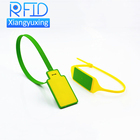 Electronic tag ISO18000-6C nylon cable tie RFID management solution