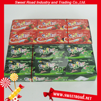 Wholesale Various Flavour Crispy Xylitol Tablet Chewing Gum