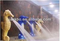 Spa Products Cartoon Sea Lion Impact Bath ,Spa Equipment,Spa