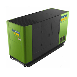 High Quality Water-cooled Diesel Genset 30Kva 3 Phase Small Genset