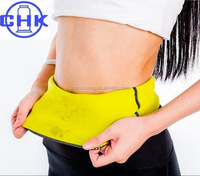 Printed Private Label Available Hot Body Slimming Waist Shaper Belt