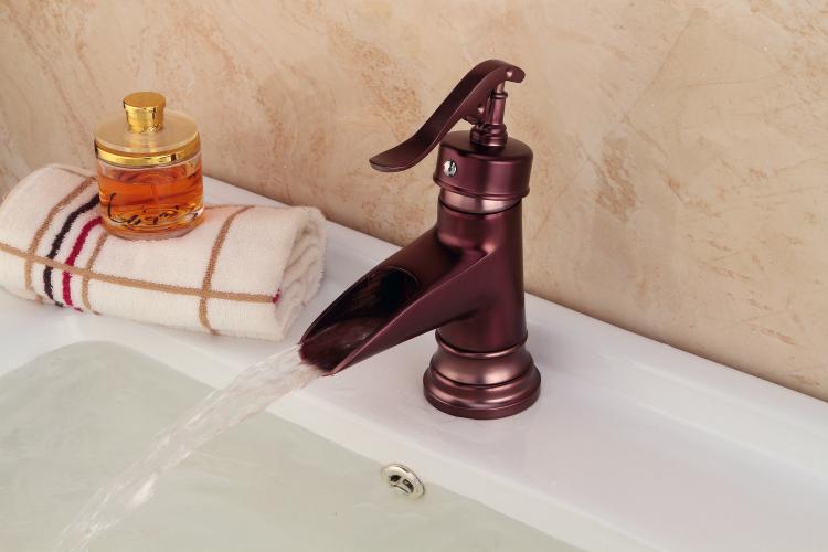 Old Fashioned Unique Single Handle Bathroom Faucet Buy Bathroom