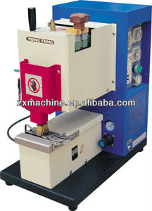 Zipper gluing machine along the border ZX-62A