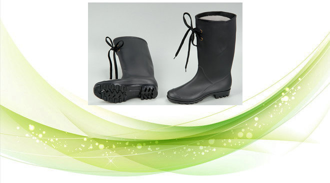 rain boots mid calf for japanese pvc fashion high heel shoes cover