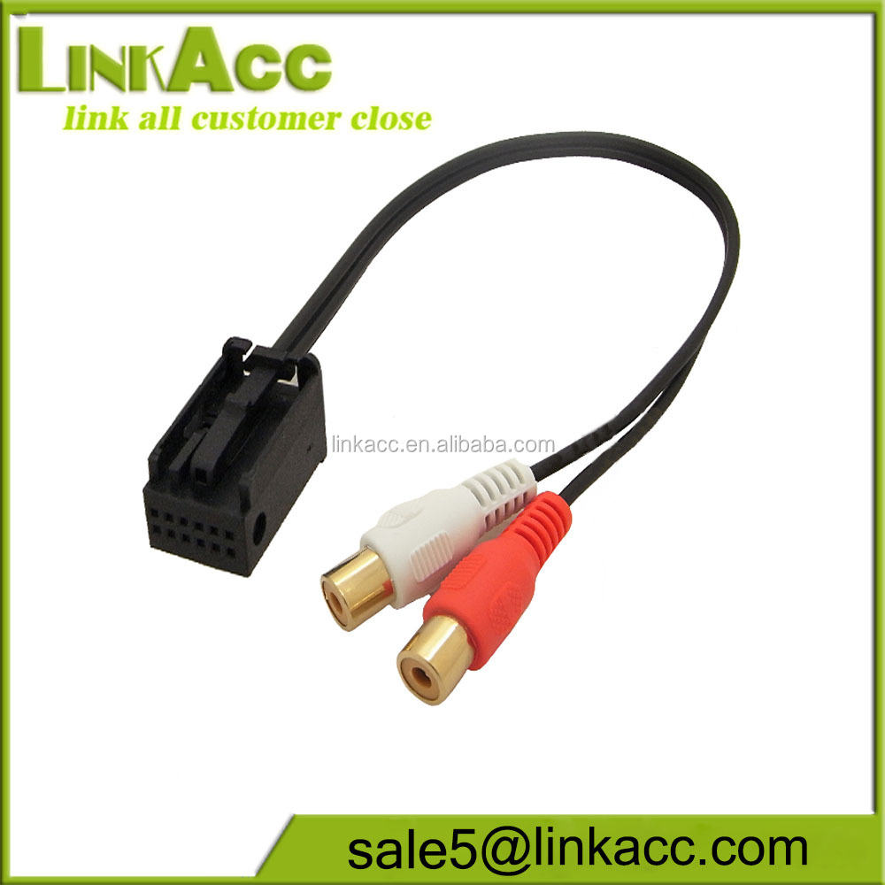 LKCL530 Car AUX audio modification cable Z4 audio line