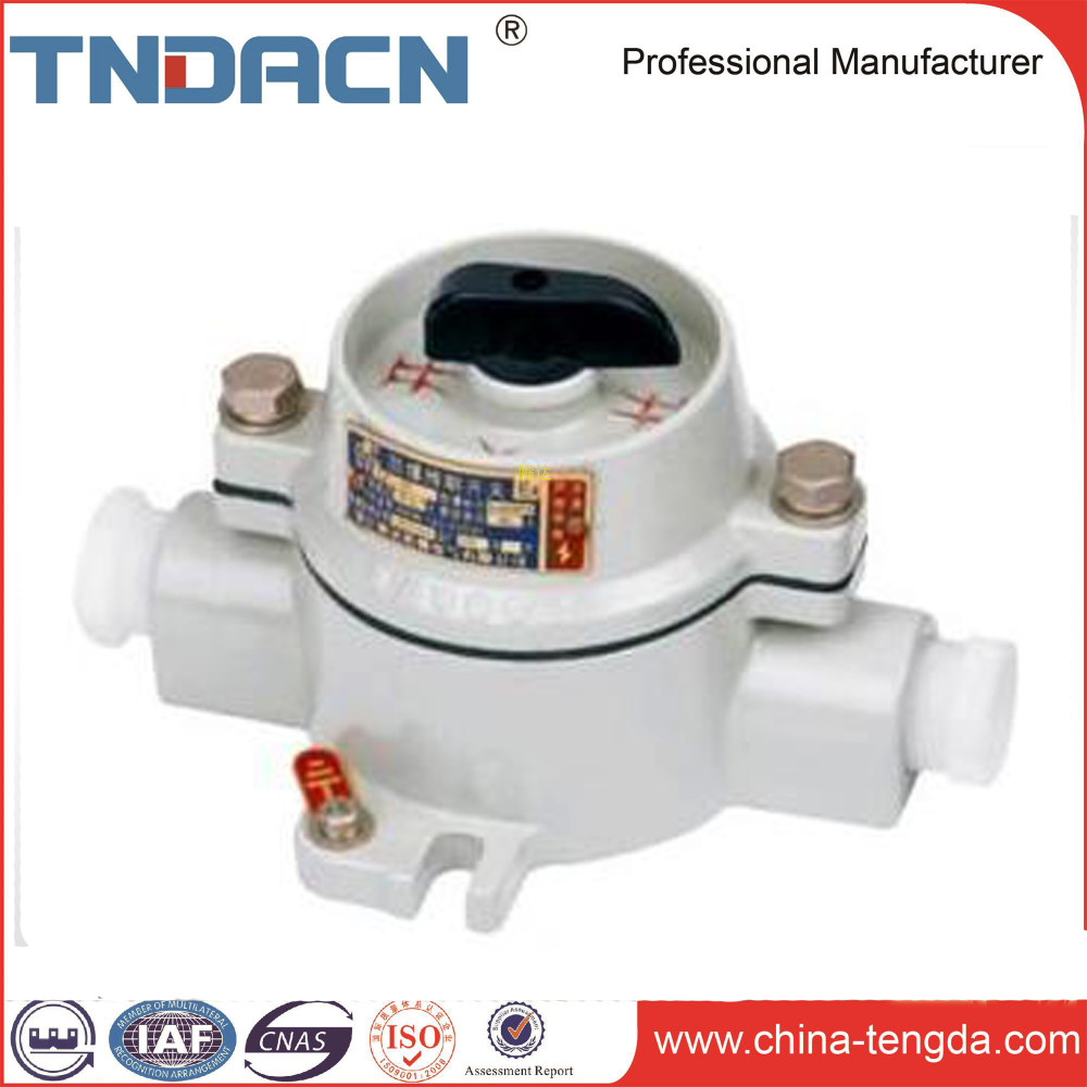 Wenzhou yueqing switch power supply SW-10 type explosion-proof illumination switch