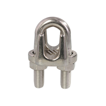 Stainless Steel Steel Cable Crimp Clamps - Buy Steel Cable Crimp ...