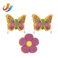 2017 fun birthday party butterfly pinatas