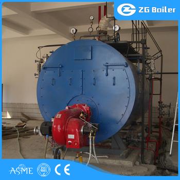 High Efficient Burn Gas Boiler Natural Gas Hot Water Boiler For ...