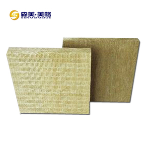 Great demand thermal rock wool board insulation sound absorption China manufacturer