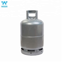 Yemen wholesale empty gas cylinder 12.5kg low factory price with valve