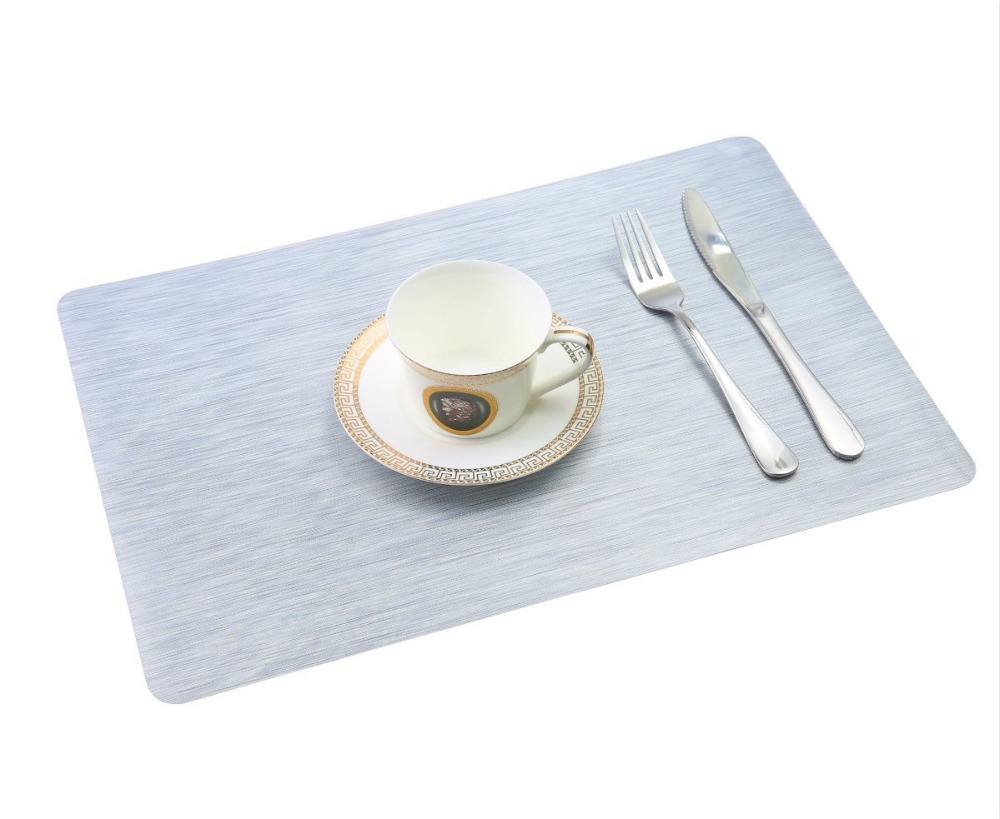 2018 wholesale eco-friendly custom placemat high quality custom cork placemats and coasters