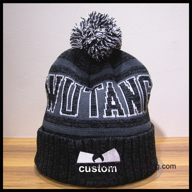 6596d6082c335 2017 Best Selling Knitted Long Beanie Hat Pom Knitted Beanie Hat Winter Hats  With Pom Poms