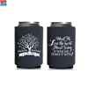 Cheap price Christmas promotional beer can cooler