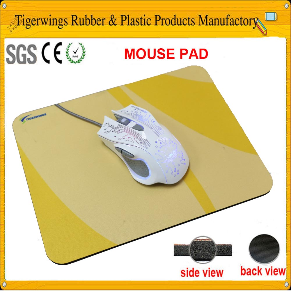 Dragonpad electronic game heated gaming mouse pad mat/Tigerwings