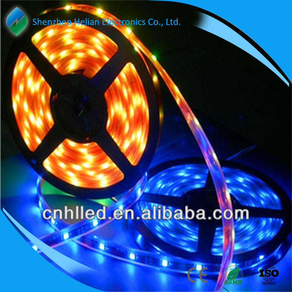 Battery powered led strip light for waterproof led decoration