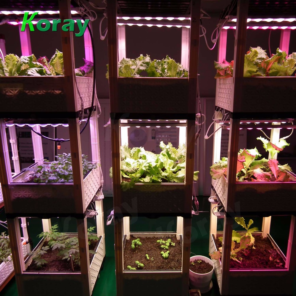 Indoor hydroponic grow systems and cabinets