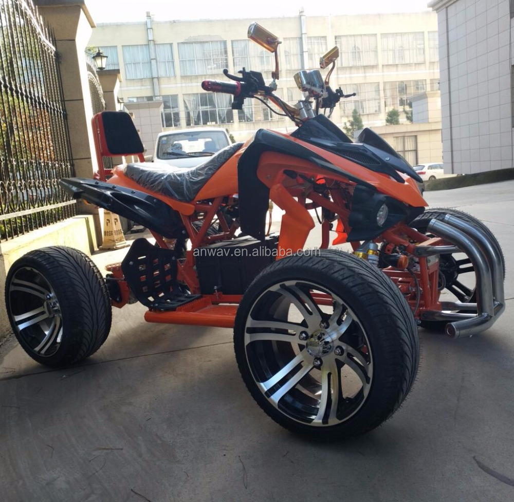 Street legal off road 4 wheel adult electric atv/quad bike/1500w electric atv for sale