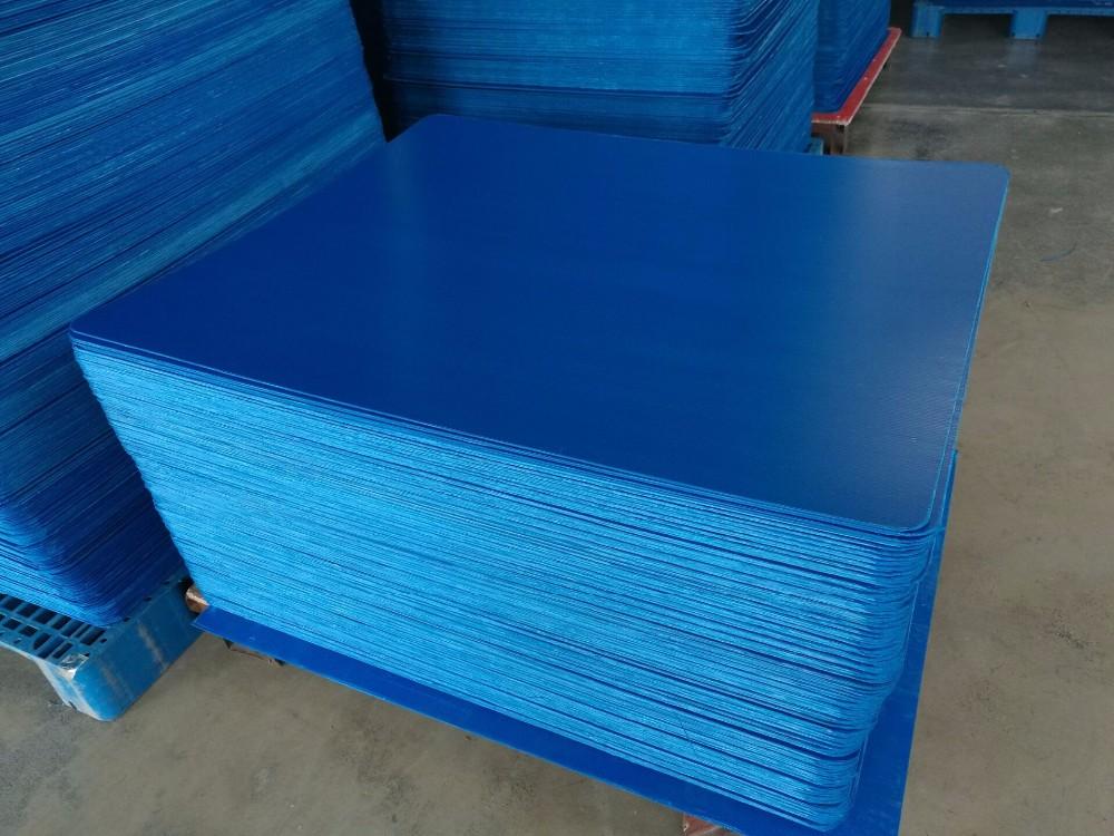 3mm Corrugated Plastic Pallet Dividers Buy Plastic Shelf