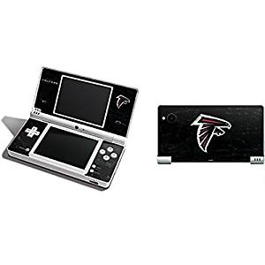NFL Atlanta Falcons DSi Skin - Atlanta Falcons Distressed Vinyl Decal Skin For Your DSi