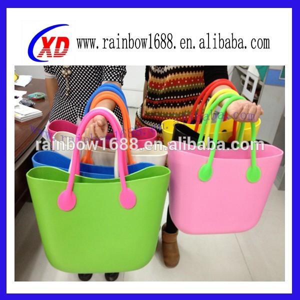 borse in gomma di silicone