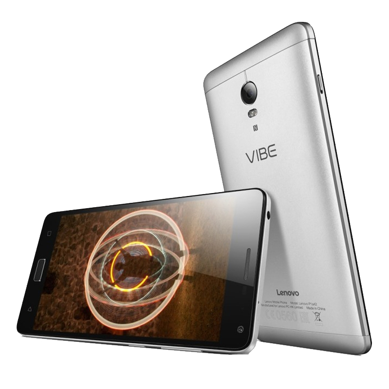 4G LTE Original Lenovo Vibe P1 5.5'' Smartphone 1920x1080 Snapdragon 615 Octa Core 1.5GHz Android OS 5000mAh Cell Tech Phones