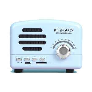 CAFERRIA support TF memory card wireless bluetooth 4.2 speaker mini portable speaker radio