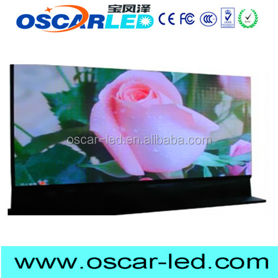 Alibaba Credit Insurance acceptable indoor 250*250mm P3.91 led module with multiple shipping ways