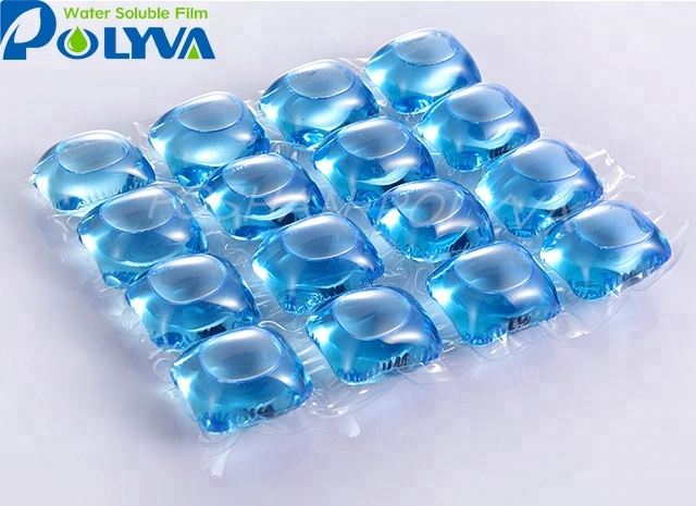 8g-20g OEM apparel and antifungal water soluble laundry pods for washing clothes