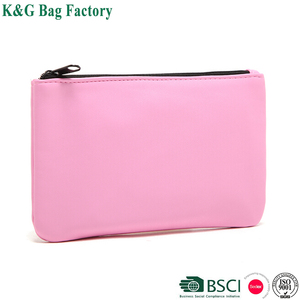 Lady makeup organizer mac romantic beauty cosmetics pink makeup bag