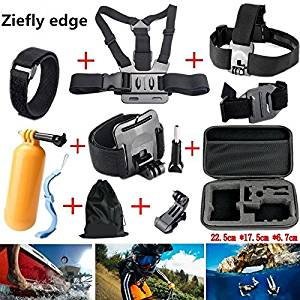Gopro Direct Selling Action Camera AEE Yi Head Chest Mount Floating Monopod Pole Accessories For Gopro Hero 1 2 3 4 Camera Ziefly edge