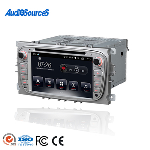 Best selling android mp3 car radio for ford focus 2008-2010