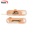 Promotional Plastic Toothpick dispenser contains 12pcs toothpicks