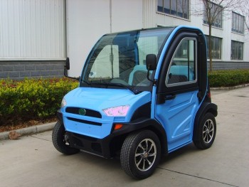 2 Person Chinese Smart Electric Car For