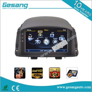 Gesang OEM DVD Factory HD Touch Screen Car DVD GPS for Renault Koleos car  radio dvd gps player