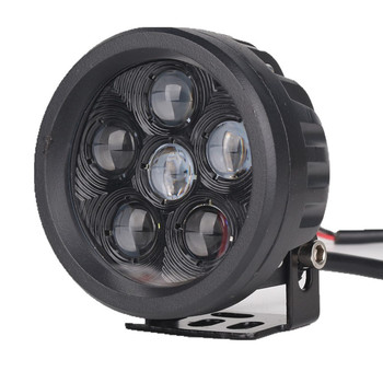 new 3.5 inch 18W Round led work light 4D 12V heavy duty spot led driving light