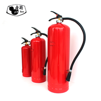 Runtai factory High quality and guaranteed 4KG stainless steel European Standard fire extinguisher abc fire extinguisher