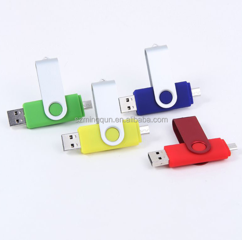 smart phone swivel usb disk on key support smart phone computer table PC 2gb