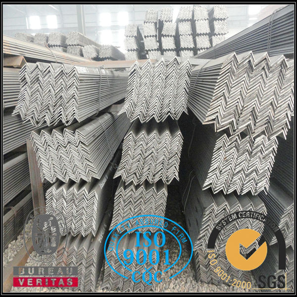 Gi angle iron,structural steel in China