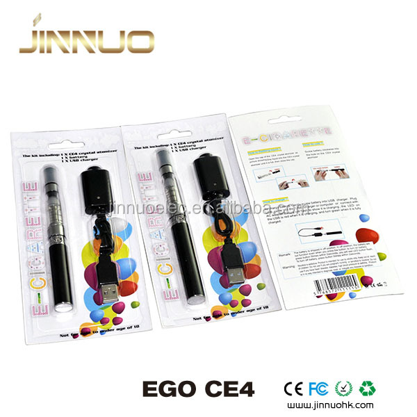 2014 Hot Selling Coil Repaceable Ego Ce4 V3/Ce5 Clear atomizer Ecig Ce4 Atomizer