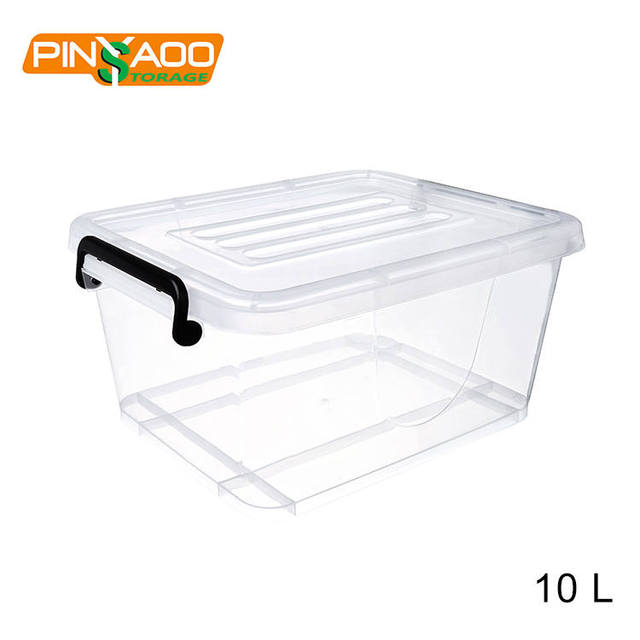 10l factory price small plastic storage containers - Small Storage Containers