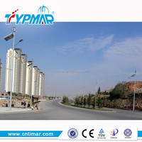 3 Aluminum Alloy Blades Number 3 Phase AC 100Kw Vertical Axis Wind Turbine