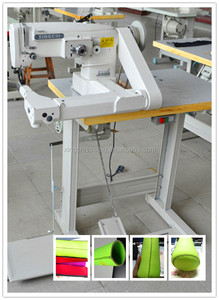 bending arm zigzag sewing machine seamless sewing for factory cylindrical goods